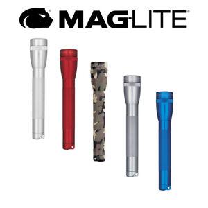 Mag-Lite® Mini XENON 2AA Taschenlampe inkl. Holster für den täglichen Einsatz