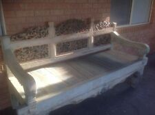 Bali Day bed, excellent condition, solid built and always kept under shelter.