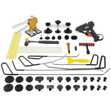 Auto PDR Paintless Dent Puller Lifter Tools Repair Hammer Removal Hail Rods Kits