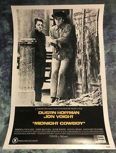 GFA Midnight Cowboy '69 Joe Buck * JON VOIGHT * Signed Movie 12x18 Photo J2 COA