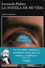 La novela de mi vida Coleccion Andanzas, 470 Spanish Edition