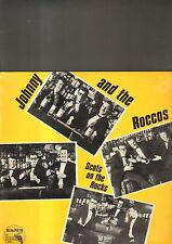 JOHNNY AND THE ROCCOS - scots on the rocks LP