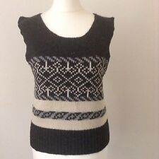 Vintage Miss Selfridge Knit S/M