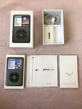 Apple iPod Classic 160GB A1238 7th Generation  Boxed + Apple USB cable Bundle