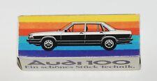 Reprobox Schuco 1:43 - Audi 100 - Werbebox für Audi