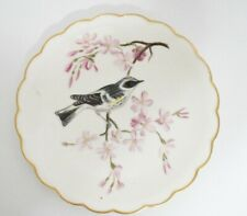 The Birds of Dorothy Doughty Dessert Plates 2nd in Series 1973