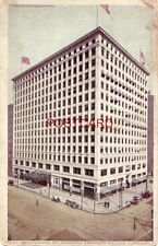 1915 BROTHERHOOD OF LOCOMOTIVE ENGINEERS BUILDING, CLEVELAND, O.