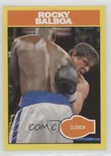 2016 Topps Rocky 40th Annivesary Online Exclusive Base #305 Balboa Clench 0w6