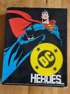 Mayfair Games - DC HEROES 2nd Ed. RPG  Boxed Set