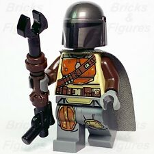 "Star Wars LEGO® The Mandalorian ""Mando"" Din Djarin Bounty Hunter Minifig 75254"