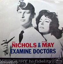 MIKE NICHOLS & ELAINE MAY Examine Doctors LP