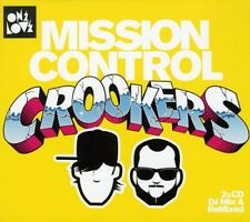 Crookers Mission Control (2010, CD NEUF)