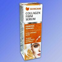 Sérum Raffermissant Collagène Visage SkinCare  Soin Anti Cernes Tonifie 30 ML