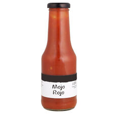 Spanish Mojo Rojo Salsa - Red Mojo Sauce 300ml Canary Islands