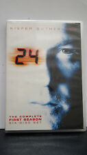 ** 24 - The Complete First Season (DVD) - Kiefer Sutherland - Ships Free!