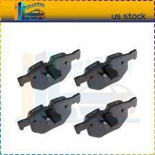 Rear Ceramic Brake Pads Kit Fits BMW 525i 528i 530xi X5 X6 Anti Noise Shim 4pcs