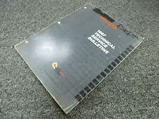 1987 Toyota 4Runner Technical Bulletins Shop Service Repair Manual SR5 Turbo DLX