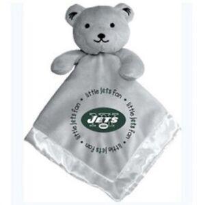 New York Jets Infant Security Bear Blanket, MFL