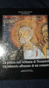 La pittura nell'Abbazia di Nonantola Refettorio affrescato età romanica