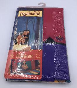 New DISNEY Pocahontas Standard Pillowcase Disney Pillow Case