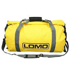 Lomo 40L Dry Bag Holdall - Yellow Waterproof Duffel Drybag
