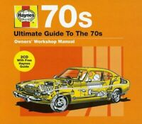 Various Artists / Haynes: Ultimate Guide To The 70s (2 CD) *NEW* CD