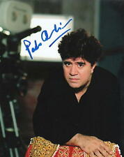 PEDRO ALMODOVAR.. Acclaimed International Director - SIGNED