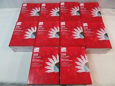 10 Boxes Of Home Accents Holiday 300 mini lights clear Christmas Wedding lights