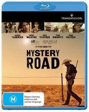 Mystery Road (Blu-ray) Jack Thompson. Hugo Weaving. NEW/SEALED