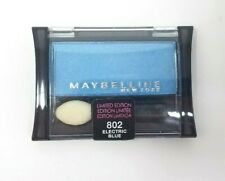 Maybelline New York Expert Wear Eyeshadow 802 Electric Blue 0.09 oz. IMPERFECT
