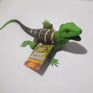 *NEW* Realistic Nature World Creepy Animals Series Lizard Figure