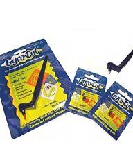 GYRO-CUT craft tool plus TWO blade packs Gyrocut Cutting Swivel Decoupage Card