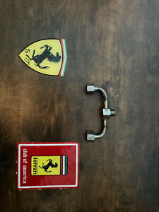 Ferrari Mondial , 308,355 Testarossa - Fuel Union Pipe is Oem Part.