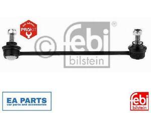 Rod/Strut, stabiliser FEBI BILSTEIN 19650 fits Front Axle Right