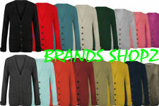 Black Long Sleeve Chunky-Knit Jumpers & Cardigans for Women