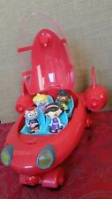 Disney Little Einstein Pat Pat Rocket with Leo, Annie, June & Quincy and SCREEN