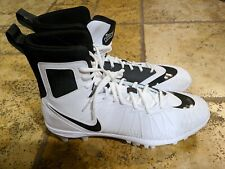 Nike Force Savage Varsity Football Cleats 880140-101 Size 13