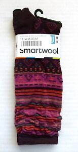 New Women`s SmartWool Rocking Rhombus Socks Merino Wool, Mid Calf MSRP$22