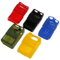 For Baofeng UV-5R Walkie Talkie Protection Soft Shell Silicone Case CoverT CA