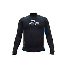 DivePro Manta 2,5 Longsleeve - Neopren Shirt Herren