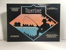 RARE 1982 TightLine Board Game Splash Games COMPLETE Tight Line Fishing Angling