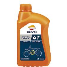 Aceite Repsol Moto Off-Road 4T 10W40   1 Litro   Lubricante   ¡Envío 24h!