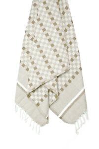 Checker Turkish Towel 100% Premium Cotton