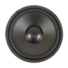 "NEW 10"" Inch Bass Elegance Replacement Home Subwoofer Woofer Speaker 8 Ohm"