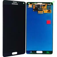 Original Samsung Galaxy Note 4 (N910F) LCD Display Touch Screen - Schwarz Black