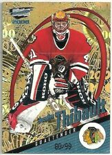 Jocelyn Thibault 1999-2000 Revolution Chicago Blackhawks Shadow Series #80/99