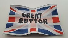 "FRG 1/18 Formula One Jenson Button ""Great Button""  Supporters Flag Banner Model"