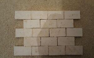 50x Dolls house floor /wall tiles