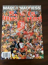Evan Turner Signed Sports Illustrated Blazers Ohio Buckeyes March Madness 2010