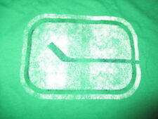 Reebok VANCOUVER CANUCKS (Ladies LG) T-Shirt